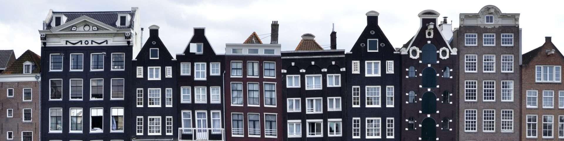 Banner grootste steden nederland