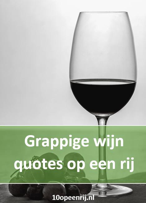 Grappige wijn quotes op een rij 😂