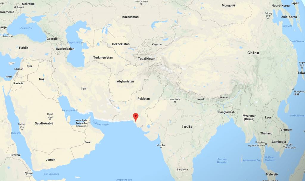 Karachi Google Maps Grooste steden van de wereld