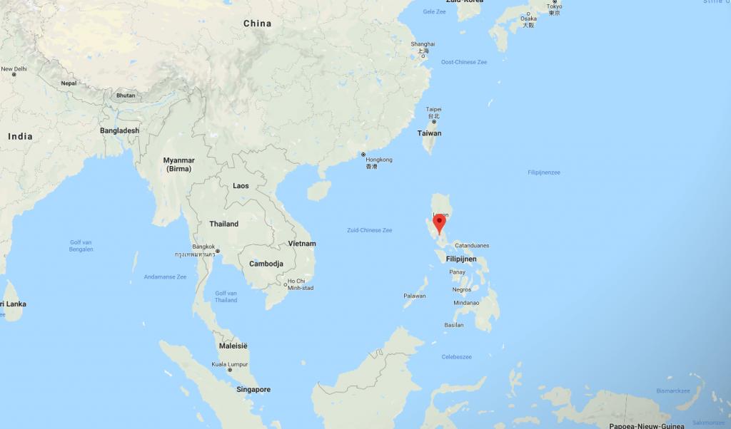 Manilla Google Maps Grootste steden van de wereld