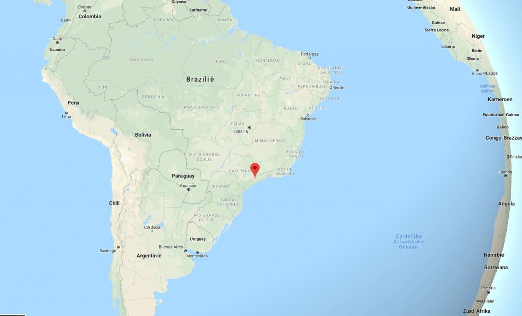 São Paulo Google Maps Grootste steden van de wereld