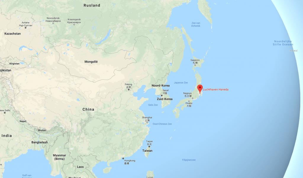 Tokyo Google Maps Grooste steden van de wereld
