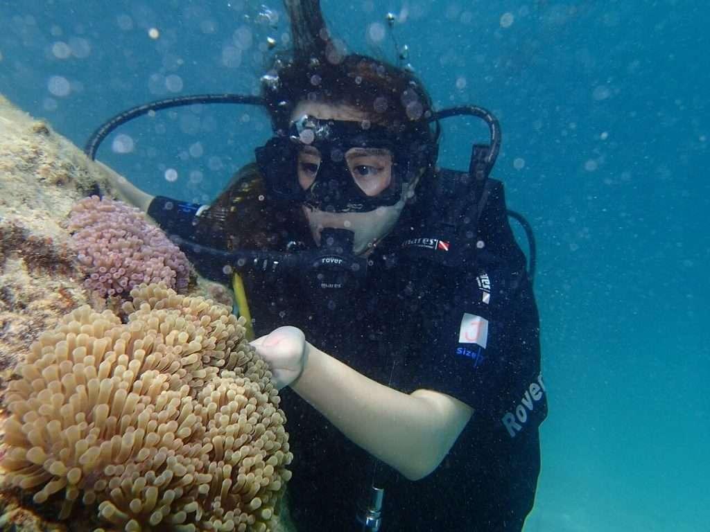 Om te duiken heb je zuurstofflessen nodig Broodje aap verhalen