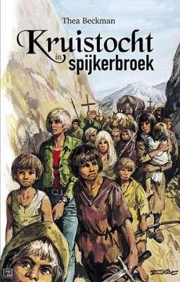 Kruistocht in spijkerbroek Thea Beckman beste kinderboeken