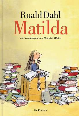 Matilda Roald Dahl beste kinderboeken
