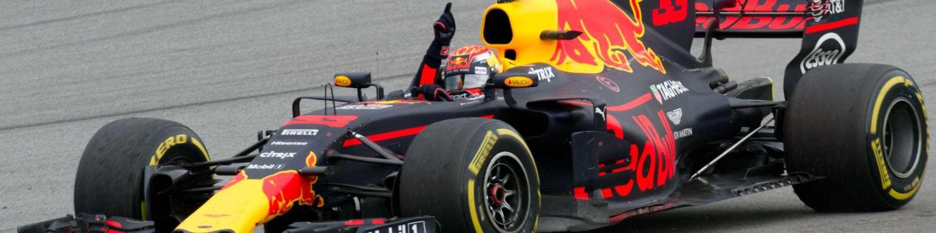 banner Formule 1 Zandvoort