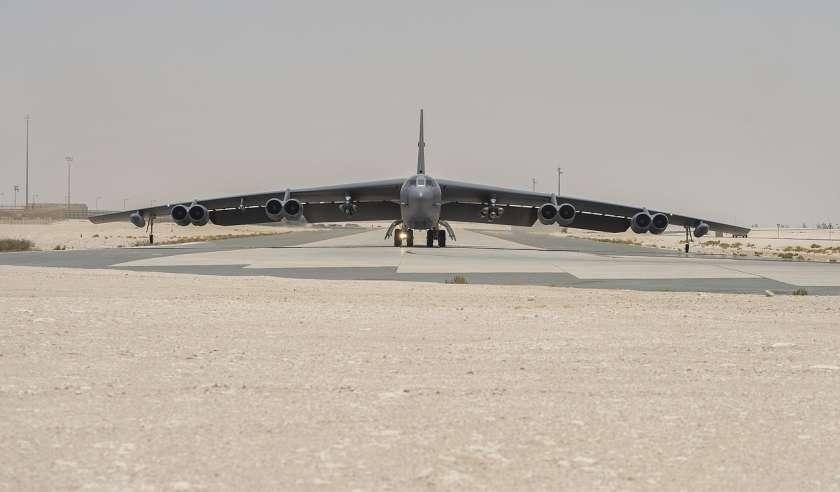 Boeing B52